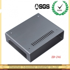 high quality controller box,aluminum extrusion enclosure