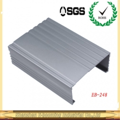 U shap aluminum extrusion enclosure,aluminum profile factory