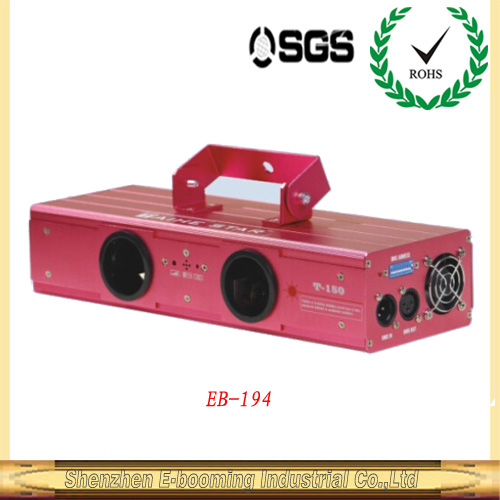 laser lighting chassis