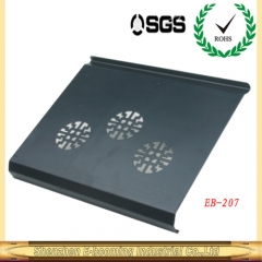 aluminum heat sink for computer,stamping cooling parts for notbook