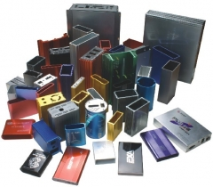 over 10000 sizes of Aluminum extrusion enclosures