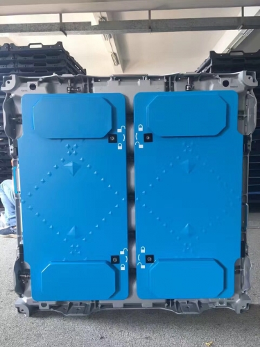 P5 P10 in size 960*960mm indoor and outdoor die-casting LED cabinet